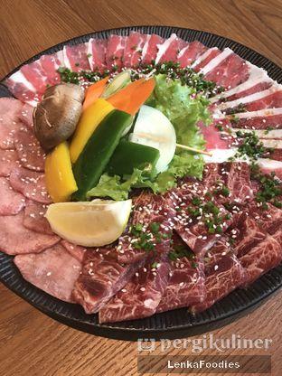 Foto review WAKI Japanese BBQ Dining oleh LenkaFoodies (Lenny Kartika) 1