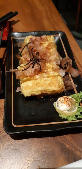 Foto 4 - Makanan(Dashimaki Tamago) di Musouya - Hotel New Sany Rosa oleh Bundarsekali
