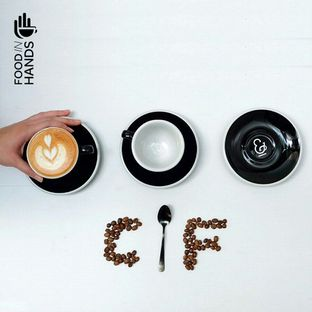Foto 1 - Makanan di Coarse & Fine Coffee oleh Foodinhands Community IG  : @foodinhands