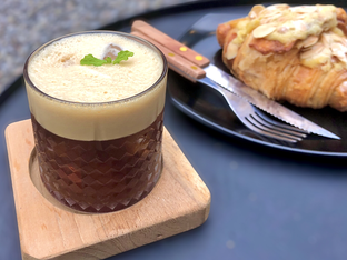 Foto 3 - Makanan(Lychee Breeze Coffee) di Pecah Kopi oleh Fadhlur Rohman