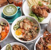 Foto Crispy pork sambal matah di Maketh Coffee & Eatery