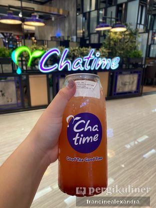 Foto 3 - Makanan di Chatime oleh Francine Alexandra