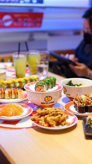 Foto review Genki Sushi oleh deasy foodie 4