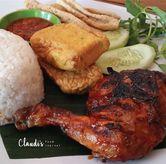 Foto Paket Ayam Bakar Komplit di Ayam Bakar Kambal