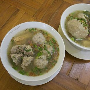 Foto 2 - Makanan di Bakso Titoti oleh separuhakulemak