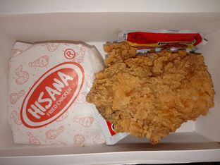 Foto 4 - Makanan di Hisana Fried Chicken oleh Nena Zakiah