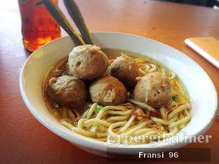 Foto 1 - Makanan di Mie Bakso Kocok Bandung oleh Fransiscus