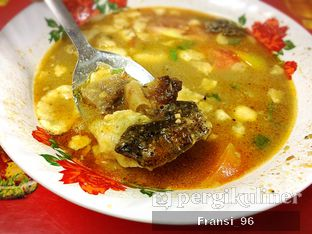 Foto 4 - Makanan di Soto Betawi Globe H. Oji oleh Fransiscus