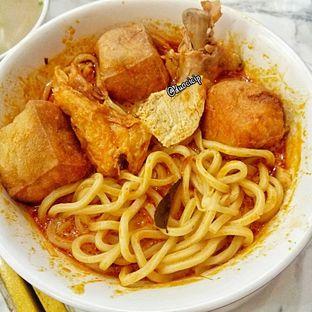 Foto 5 - Makanan(Curry Laksa) di PappaJack Asian Cuisine oleh duocicip