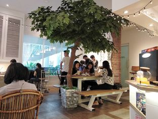 Foto 3 - Interior di Sudoet Tjerita Coffee House oleh jajalkopi