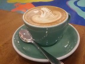 Foto SRSLY Coffee