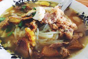 Foto Soto Ayam Kampung Cak Mu'in