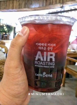 Foto 1 - Makanan di Caffe Bene oleh @makansamaoki