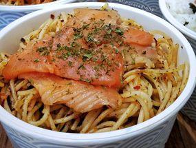 Foto Lox Smoked Salmon