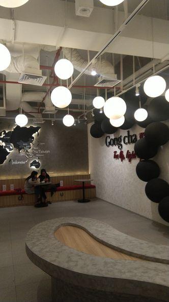 Foto Interior di Gong cha