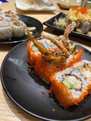 Foto review Sushi Tei oleh Yohanacandra (@kulinerkapandiet) 10