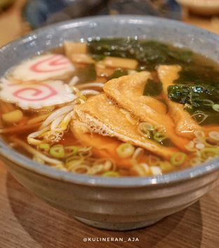 Foto 5 - Makanan(kitsune ramen) di Sushi Tei oleh @kulineran_aja