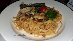Foto 1 - Makanan(Spaghetti Vongole) di Pingoo Restaurant oleh Jenny (@cici.adek.kuliner)