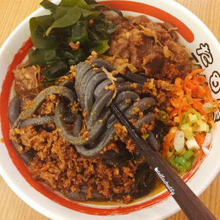 Foto 1 - Makanan di Tamoya Udon oleh Stellachubby
