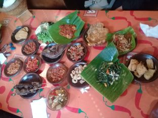 Foto 1 - Makanan di Waroeng SS oleh lisa hwan