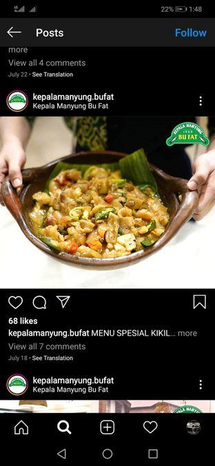 Foto - Makanan di Kepala Manyung Bu Fat oleh Sams Sams