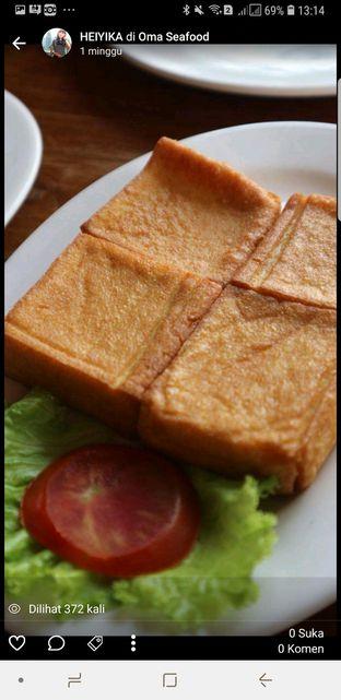 Foto 7 - Makanan di Oma Seafood oleh heiyika