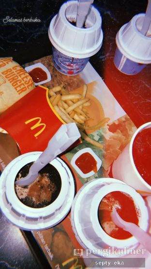 Foto review McDonald's oleh Septy Eka 1