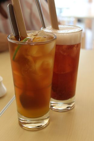 Foto 3 - Makanan( Passion of the Lime & Strawberry Queen) di Turning Point Coffee oleh Komentator Isenk