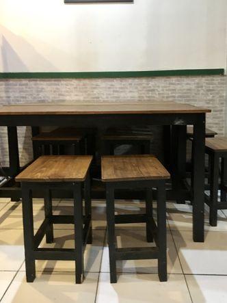 Foto Interior di Ayam Asix
