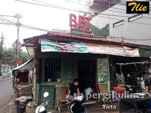 Foto 3 - Eksterior(Outlet) di Bakmie BBT oleh Tirta Lie
