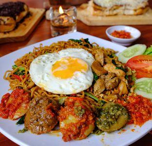 Foto 3 - Makanan di Warung Jengkol oleh om doyanjajan