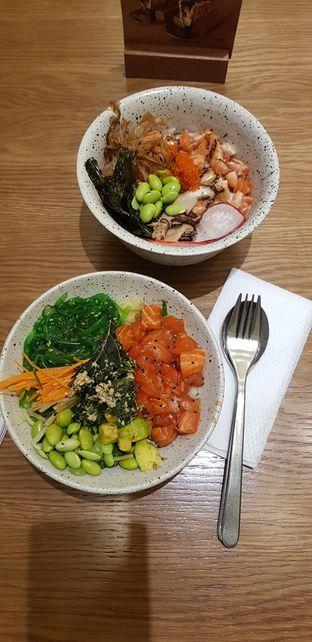 Foto 1 - Makanan(Torched (up); Super bowl (down)) di Honu Southwest oleh Cressya Cesia A