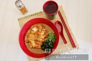 Foto 2 - Makanan(Chicken Katsu Curry Ramen) di Kokeshi Teppanyaki oleh Sillyoldbear.id