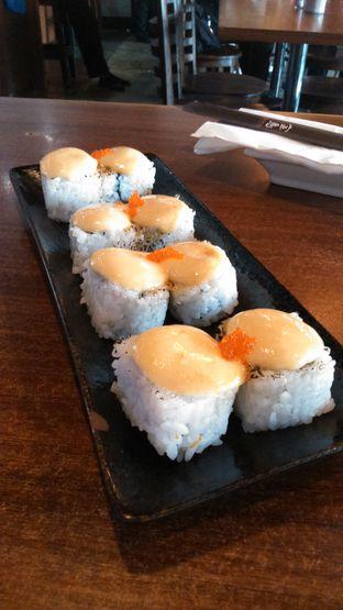 Foto 4 - Makanan(Salmon Crispy Mentai) di Takarajima oleh Eunice