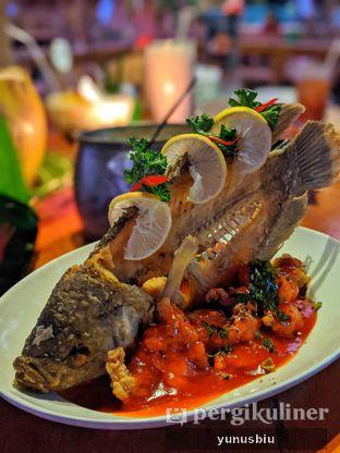 Foto 4 - Makanan di Gubug Makan Mang Engking oleh Yunus Biu | @makanbiarsenang