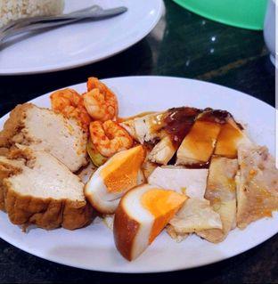 Foto 1 - Makanan di Bubur Ayam Mangga Besar 1 oleh heiyika