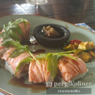 Foto 1 - Makanan di Ocha & Bella - Hotel Morrissey oleh claredelfia