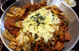 Foto 1 - Makanan di Jjang Korean Noodle & Grill oleh Esther Lie