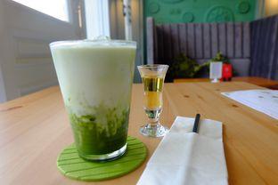 Foto 5 - Makanan(Nokcha Latte) di Nokcha Cafe oleh Yuli || IG: @franzeskayuli