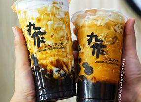8 Brown Sugar Milk Tea di Jakarta yang Hits dan Kekinian
