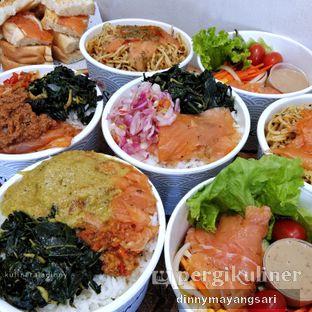 Foto 1 - Makanan di Lox Smoked Salmon oleh dinny mayangsari