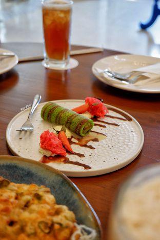 Foto 1 - Makanan(Dadar gulung Saus Cokelat) di Ala Ritus oleh David Sugiarto