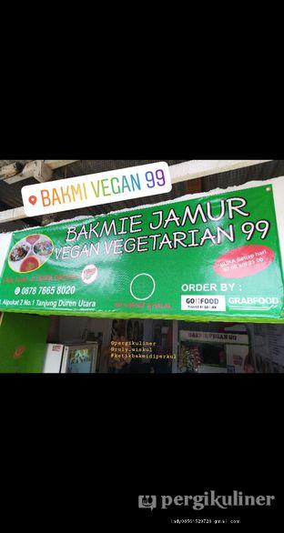 Foto 3 - Interior di Bakmie Jamur Vegan Vegetarian 99 oleh Ruly Wiskul