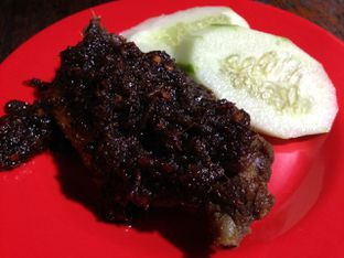 Foto 1 - Makanan(Bebek) di Nasi Bebek Madura Mbak Ru'ah oleh awakmutukangmakan
