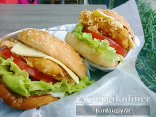 Foto review Carl's Jr. oleh Han Fauziyah 5