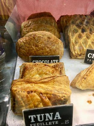Foto review Roti 'O oleh Prido ZH 3