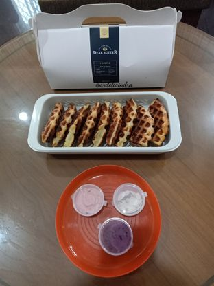 Foto review Dear Butter oleh Ardelia I. Gunawan 1