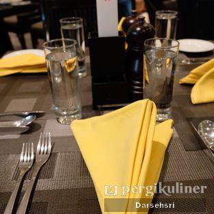 Foto review Satoo Garden Restaurant & Lounge - Hotel Shangri-La oleh Darsehsri Handayani 4