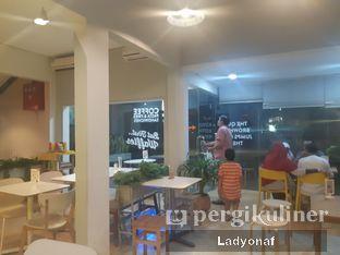 Foto 5 - Interior di BROWNFOX Waffle & Coffee oleh Ladyonaf @placetogoandeat
