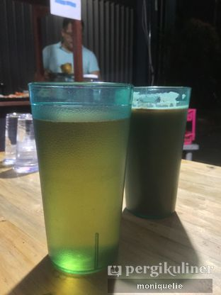 Foto 6 - Makanan(Teh Tawar Hangat Milo Hangat) di Angkringan Bro oleh Monique @mooniquelie @foodinsnap